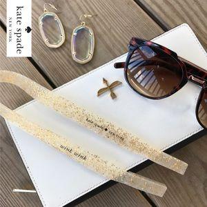 Kate Spade Wink Wink Sunglasses Strap Croakies